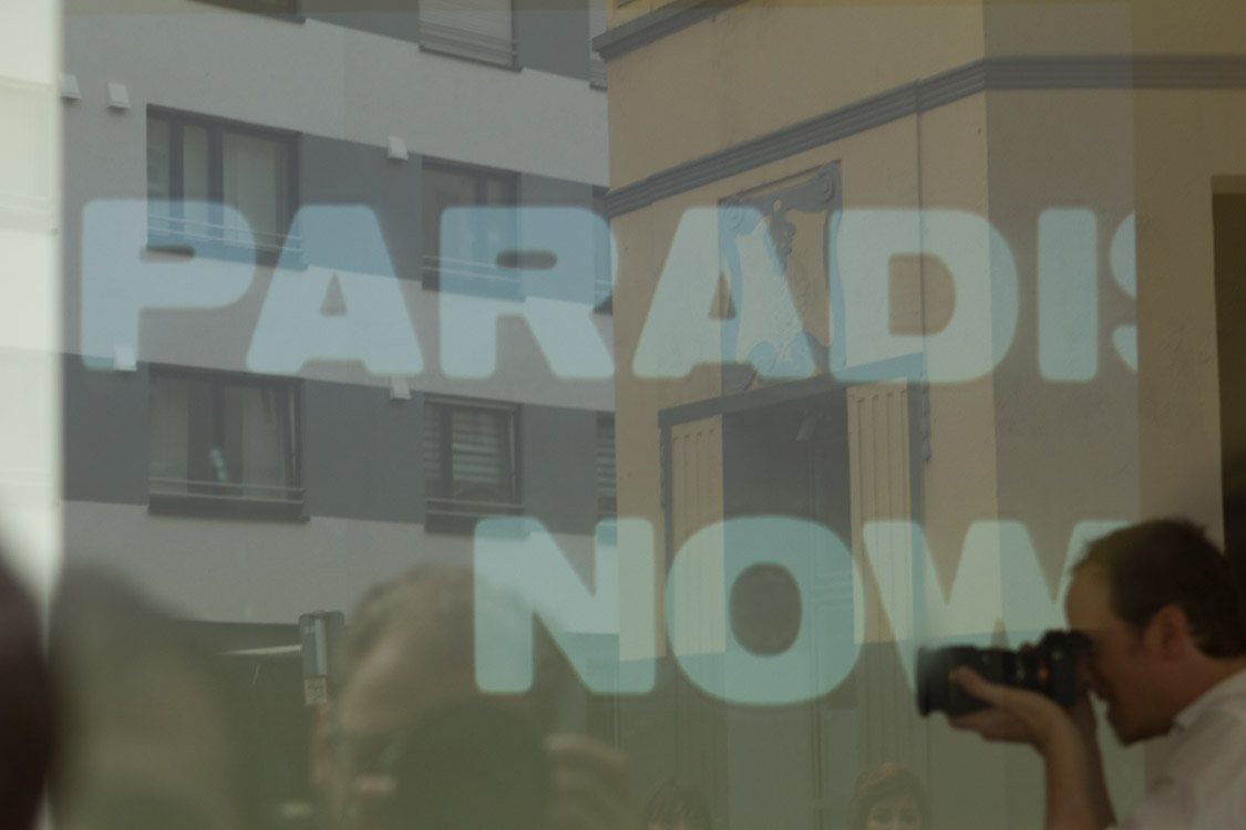 Another Living Theatre: Paradise Now